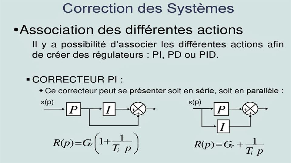 Exercices : Système de second ordre – Correcteur PID et PD